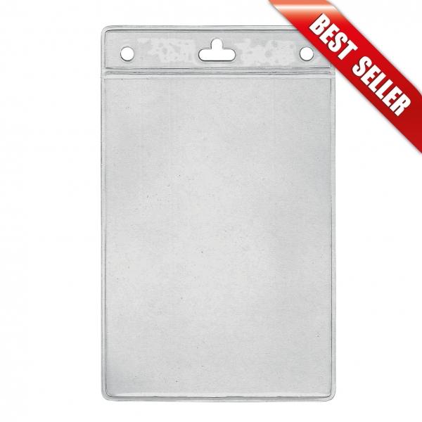 Porte badge v nementiel pour badge 105 x 148 mm a6 for Porte badge 60 x 90